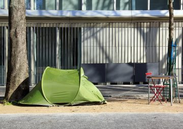 One in 12 Students Experience Housing Insecurity.