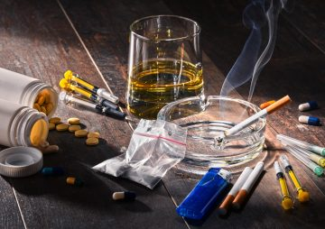 Treatment Admissions and Substance-Related Deaths Grow.