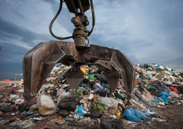 Solid Waste Disposal Continues to Rise.